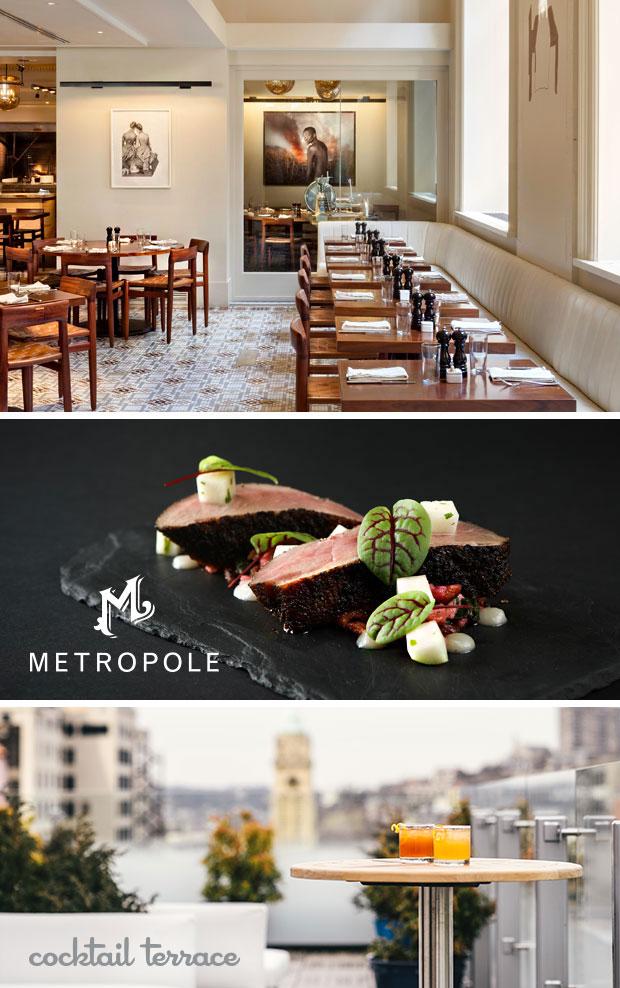 Art Museum, Hotel & Restaurant