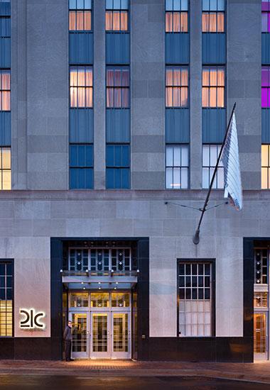 Art Museum Meets Boutique Hotel