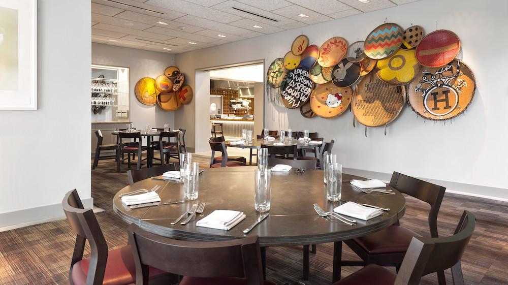 Private Dining Room 21c Durham