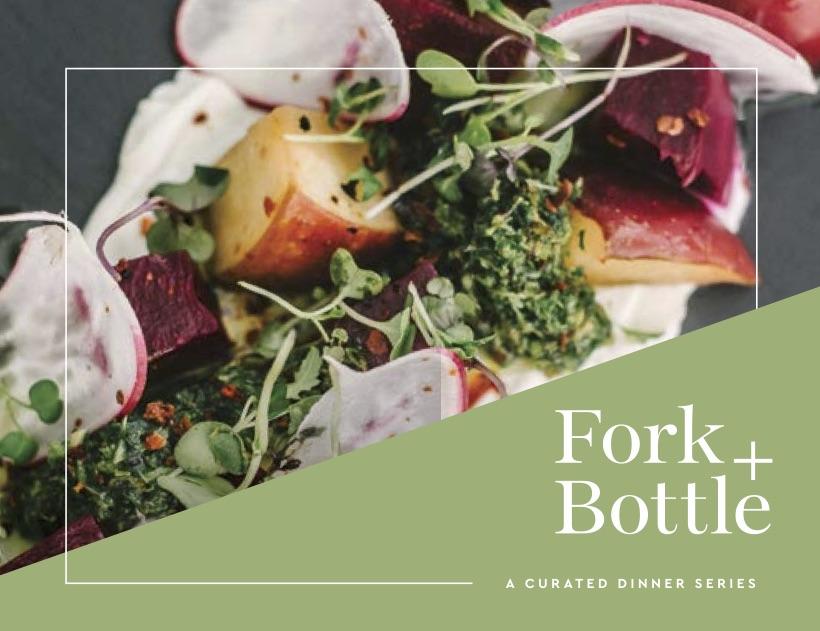 Fork + Bottle Dinner