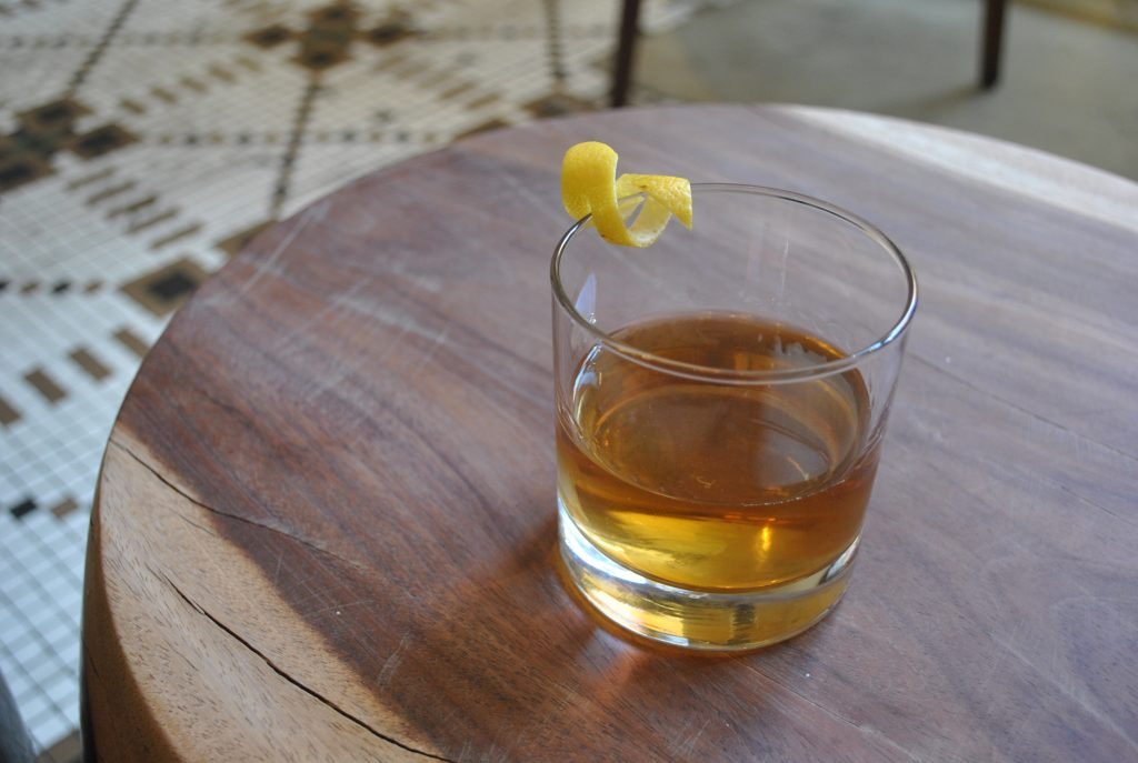 Featured Bourbon Heritage Month Cocktail