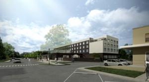 Bentonville rendering