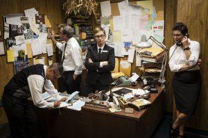 The Bureau of Personal Belonging